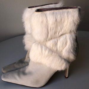 4e0b148a9ce8 Fabulous vintage Nine West booties